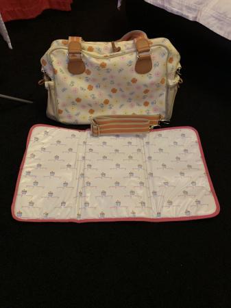Image 2 of Pink Lining Baby changing bag