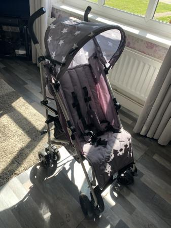 Image 2 of pushchair