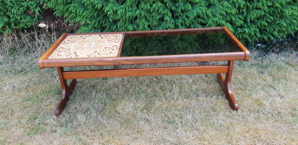 1970s Teak coffee table For Sale in Great Yarmouth ...