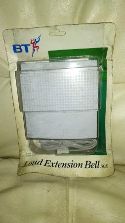 Image 2 of TELEPHONE CALLER ID UNIT / LOUD EXTENSION BELL/ MODEM NEW