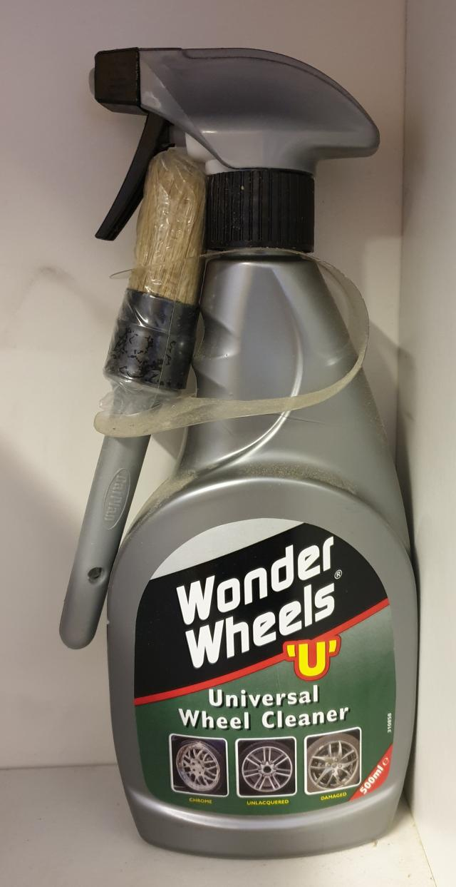 Preview of the first image of Wonder Wheels 500ml.