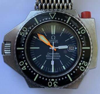 26beb01797dd This is a genuine VINTAGE OMEGA WATCH serviced and restored by the Omega  authorised service centre Swiss Time Services in Southampton.