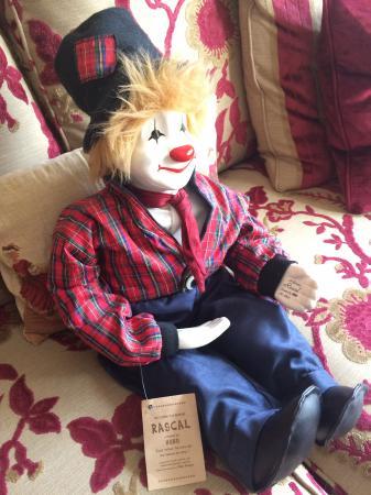 Genuine Rascal Clown Collectors item