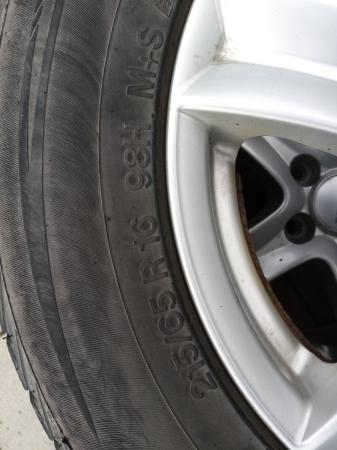 Image 5 of Winter Tyres and Wheels