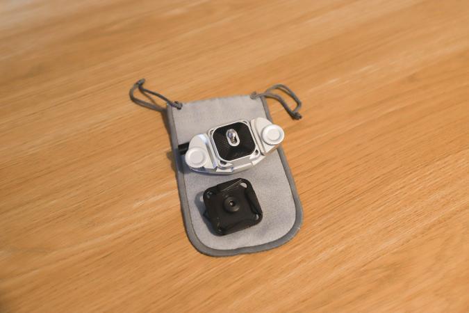 Image 2 of Camera Accessories. Clip and Strap.