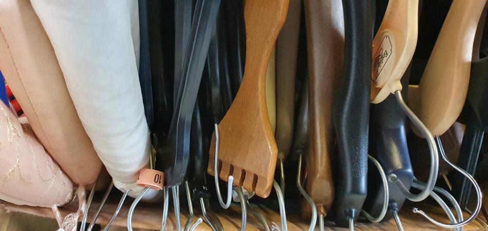 Image 3 of Coat hangers