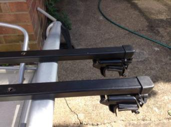 Paddy Hopkirk Roof Bars Used Motor Spares And
