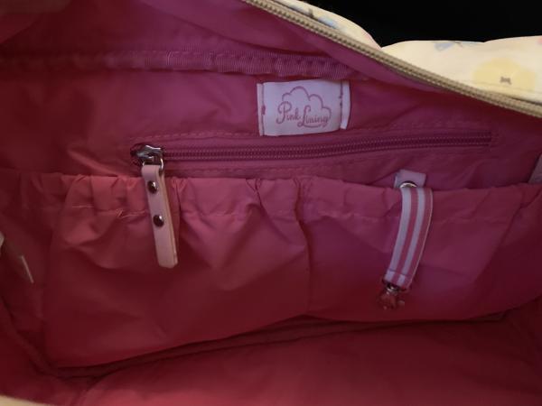 Image 3 of Pink Lining Baby changing bag