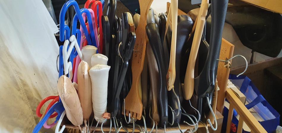 Image 1 of Coat hangers