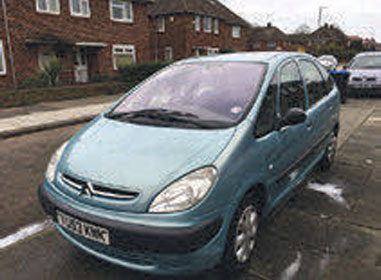 CITROEN XSARA PICASSO - Newcastle, Newcastle Upon Tyne - 1.6 ltr, petrol, 2004, Manual, Blue,5 Doors, 77000 mls, VGC, 7 mths MOT,8 mths tax, S/S/H, ABS, immob, C/L,Airbag, E/W, PAS, 4 new tyres.Call for more information.TM Ref: 900739220-01 - Newcastle, Newcastle Upon Tyne