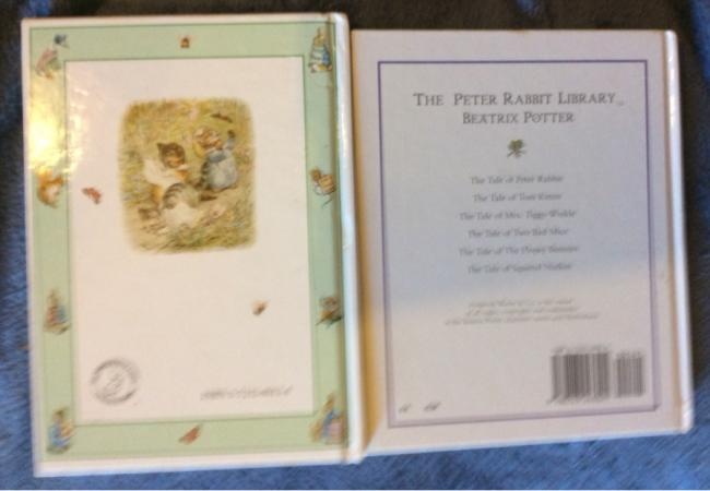 Image 4 of Two Beatrix Potter Story Books