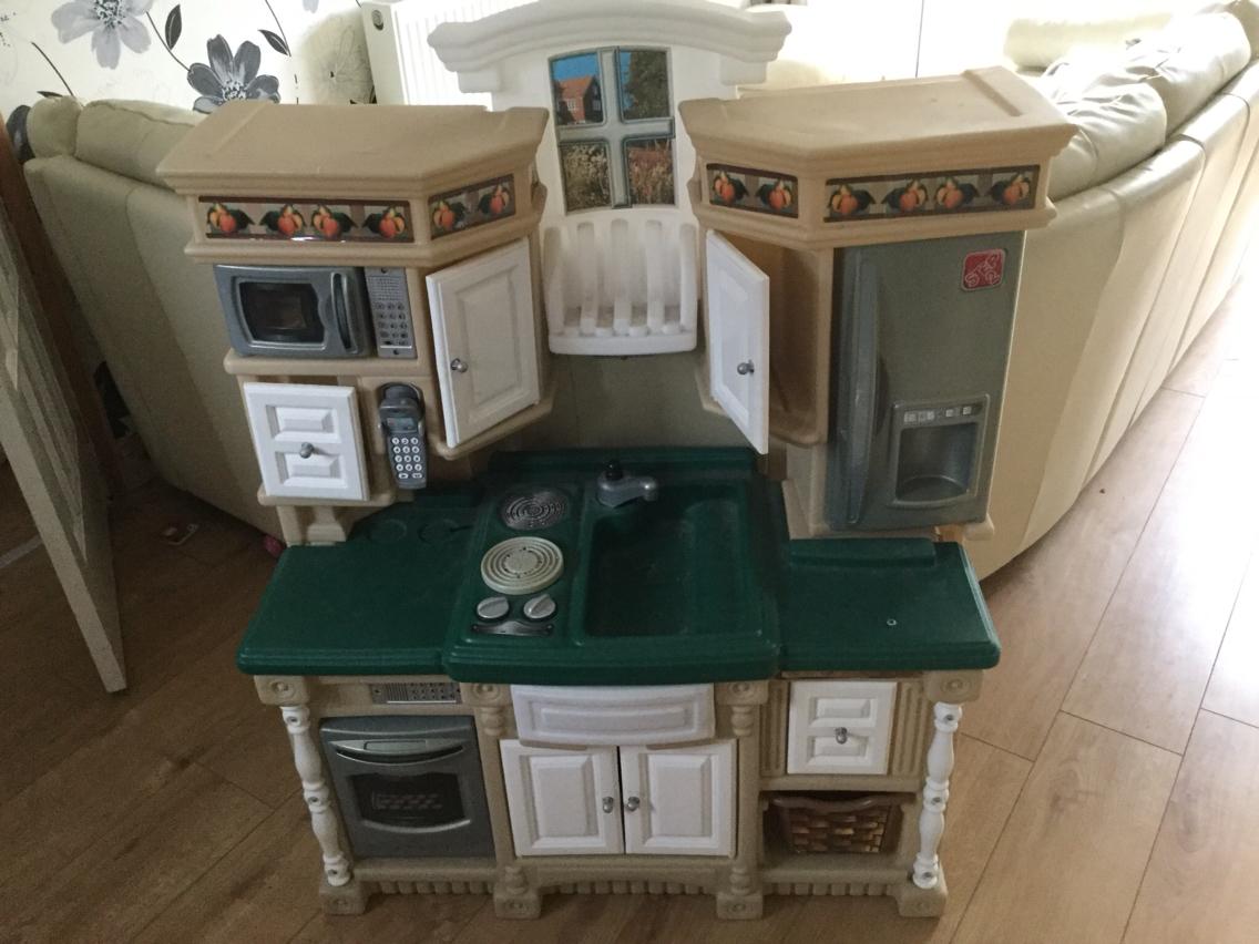 Kids Kitchen Step2 Lifestyle Dream Kitchen