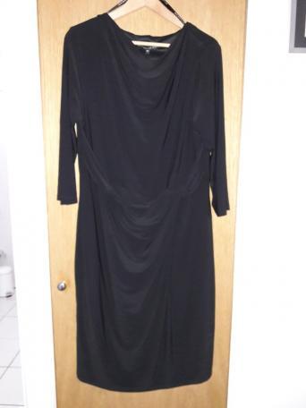 Beautiful Betty Jackson Black Dress