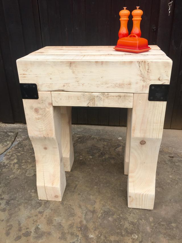 Preview of the first image of Chunky Butchers Block.