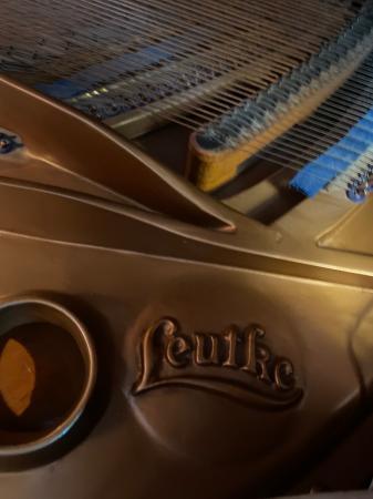 Image 5 of Baby grand piano Leutke Leipzig