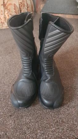 Image 3 of Hein Gericke motorcycle boots