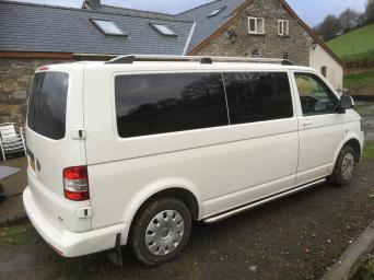 0af71bba52 VW TRANSPORTER T5 Day van   ready for slimline cabinets. Interior is in  perfect condition and are of matching materials