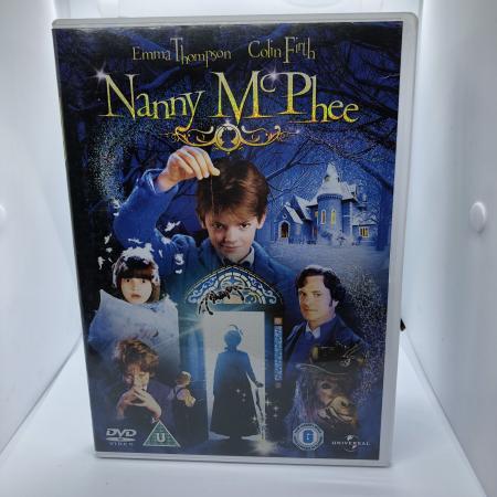 Image 1 of NANNY McPHEE DVD 2006 Classification U