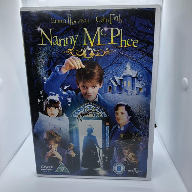 Preview of the first image of NANNY McPHEE DVD 2006 Classification U.