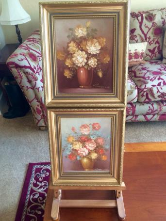 ornate frames - Second Hand Art, Sculpture, Paintings and Pictures ...