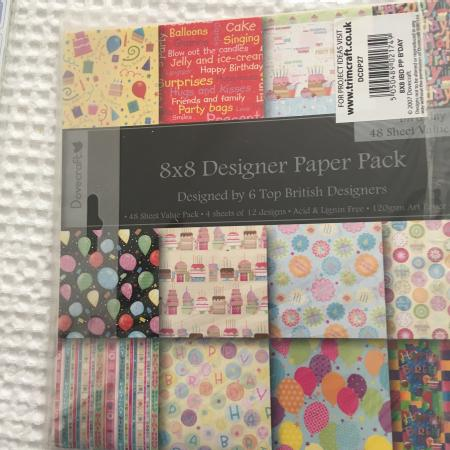Image 3 of Background papers for craft