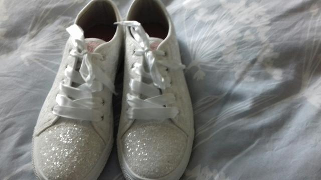 c83d5ad9b58d16 Ladies bling trainers size 6 For Sale in Cannock