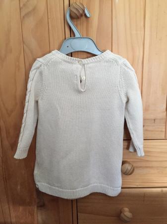Image 2 of Baby Gap Jumper Dress - 6-12 months