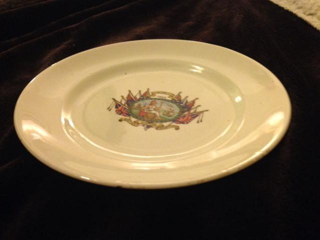 Preview of the first image of Plate from 1924 Wembley exhibition.