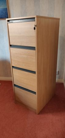 Image 2 of Office Filing Cabinet