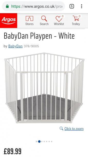 fce9377371dd playpen - Second Hand Baby Stuff