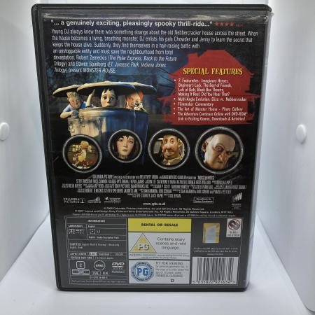 Image 3 of MONSTER HOUSE DVD 2007 Classification PG