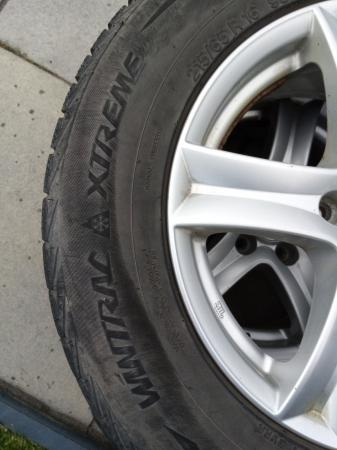 Image 3 of Winter Tyres and Wheels