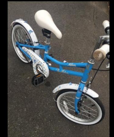 Image 3 of 4-7 yr girls bike for sale