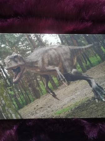 Image 2 of Dinosaur canvas pictures