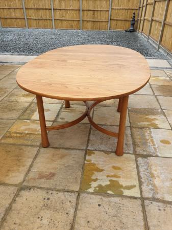 Image 1 of Ercol extending dining table