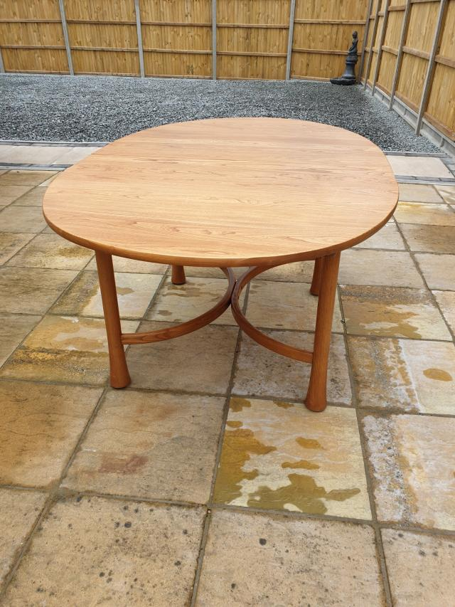 Preview of the first image of Ercol extending dining table.