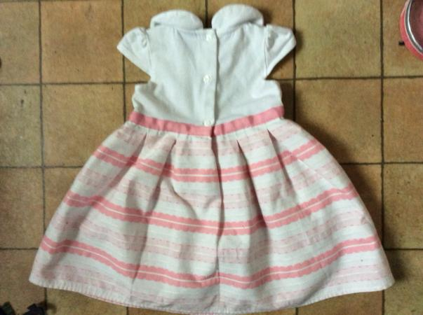 Image 5 of Jasper Conran Baby Dress 9 - 12 months