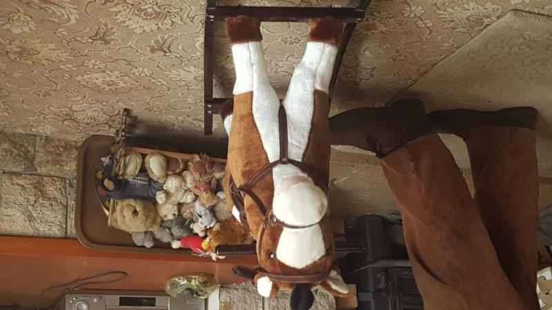 Image 3 of SOFT TOUCH ROCKING HORSE