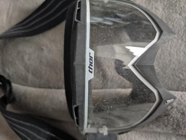 Image 3 of goggles Moto cross Thor