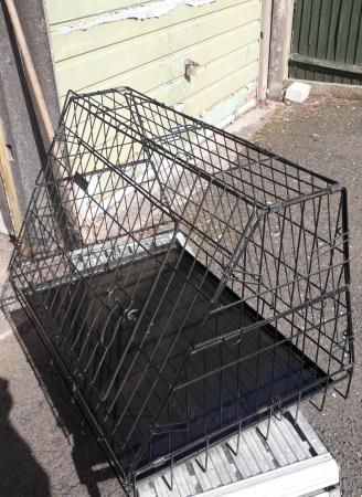 Image 1 of Car dog crate for sale