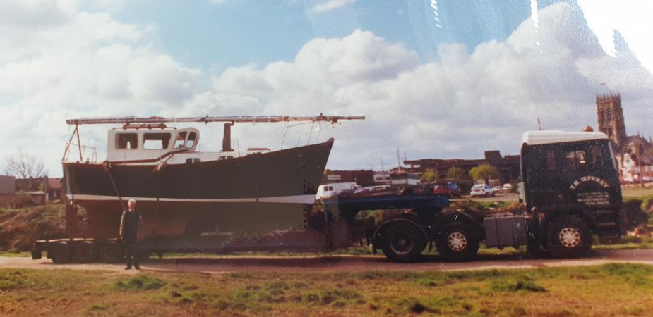 Image 2 of Colvic Watson 28.6ketch Rigged Motor sailor