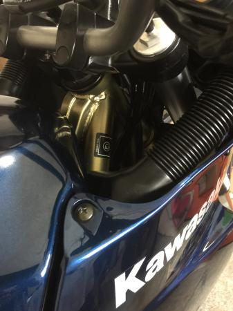 Image 14 of Kawasaki kle 500 b6