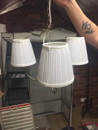 Ikea ceiling lights second hand lighting buy and sell in the uk ikea ceiling light fitting aloadofball Choice Image