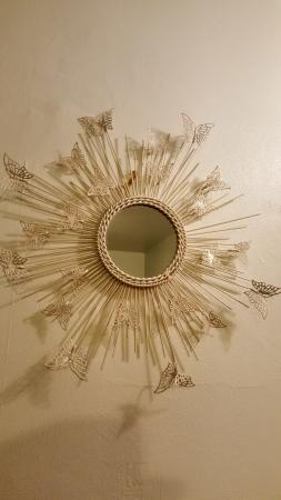 Image 1 of Pretty Butterfly mirror
