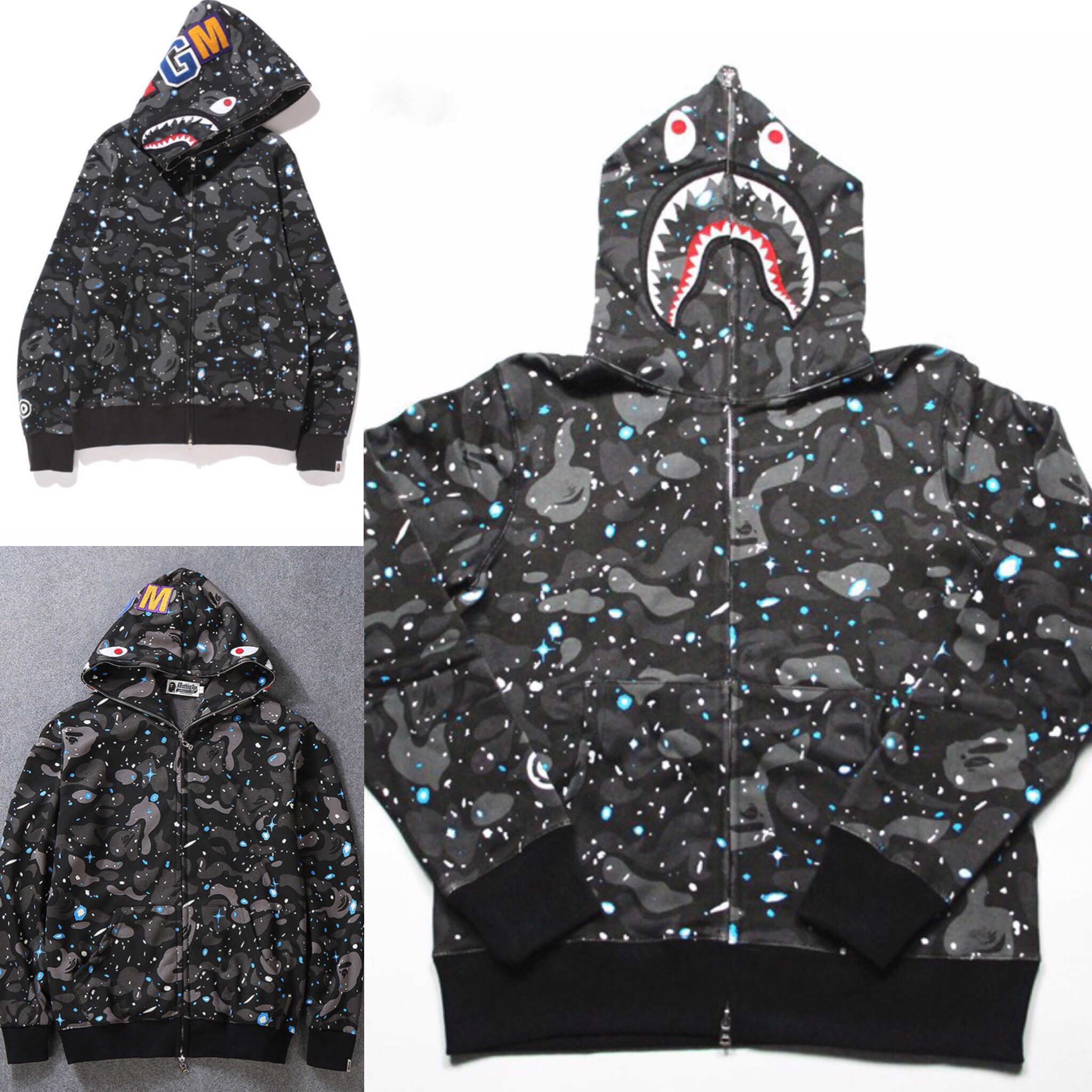Brand New Bathing Ape Hoodie size S-XXL for sale  South East London