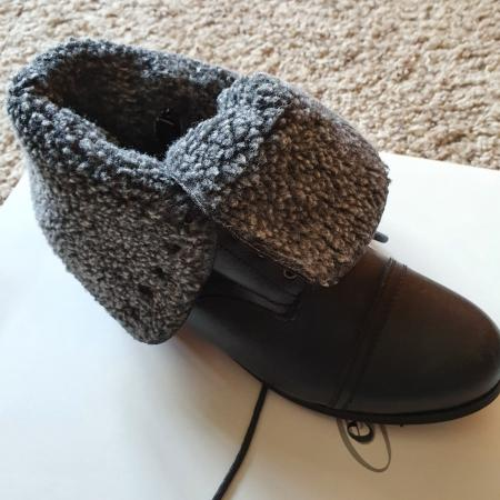 Image 3 of Leather Ankle Boots