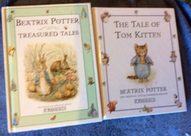 Image 1 of Two Beatrix Potter Story Books