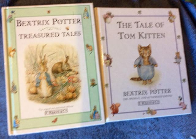 Preview of the first image of Two Beatrix Potter Story Books.