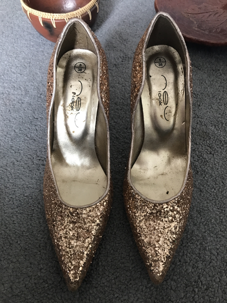 New look ladies shoes size 5 For Sale