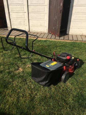 Image 4 of Petrol Lawn Mower Self Propelled